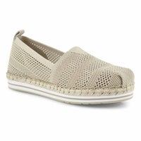 Women's Bobs Breeze Slip On - Natural
