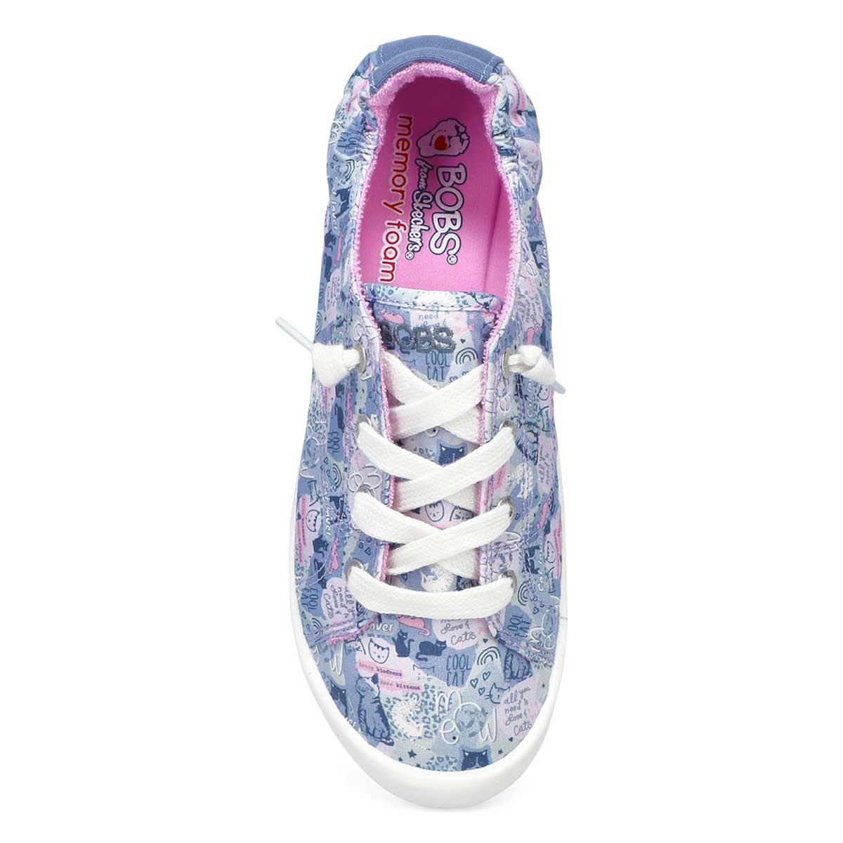 Women's Bob Beach Bingo Sneaker - Grey/Multi