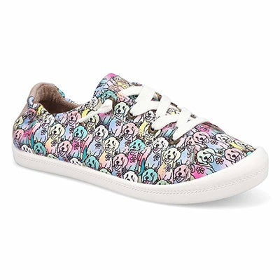 Lds Bobs Beach Bingo Aloha Sneaker-Mlt