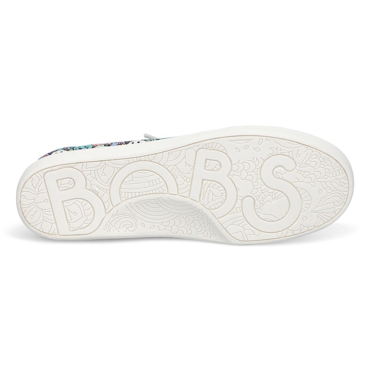 Women's Bobs Beach Bingo Aloha Sneaker - Multi