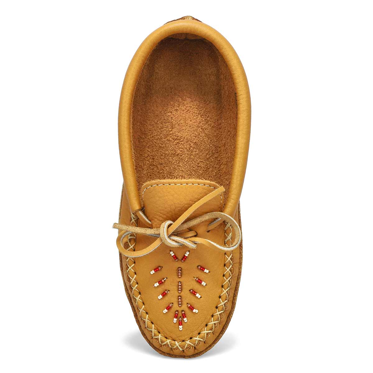 Women's 11526 Moccasin - Dark Tan