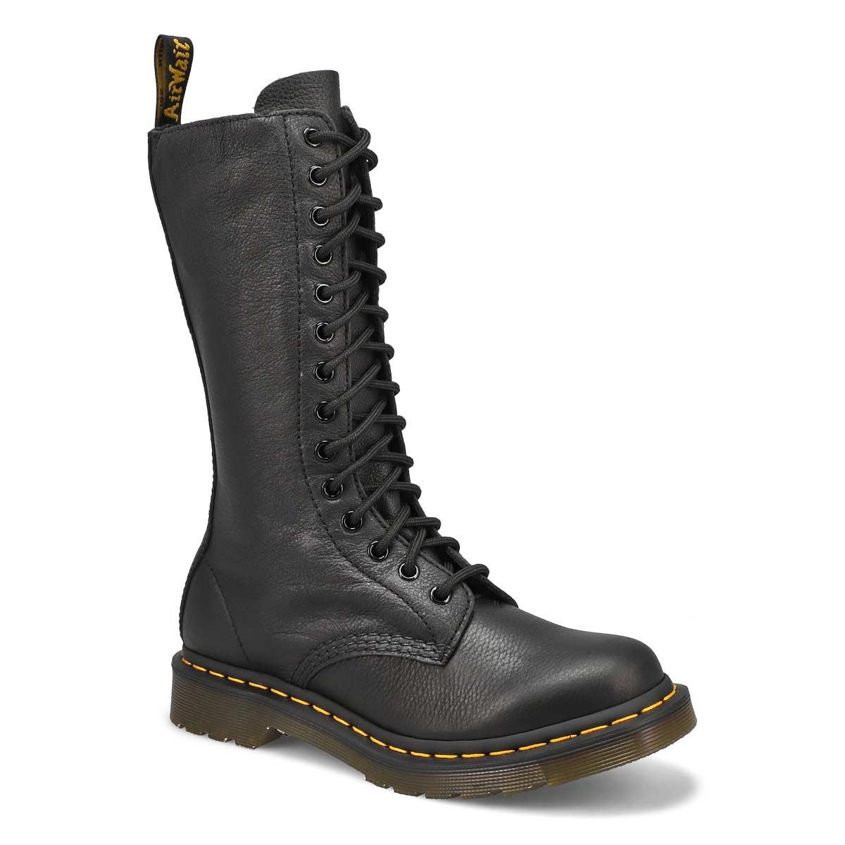Women's1B9914-Eye Casual Boot - Black