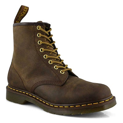 Dr Martens Men's 1460 8-Eye aztec crazy horse boots
