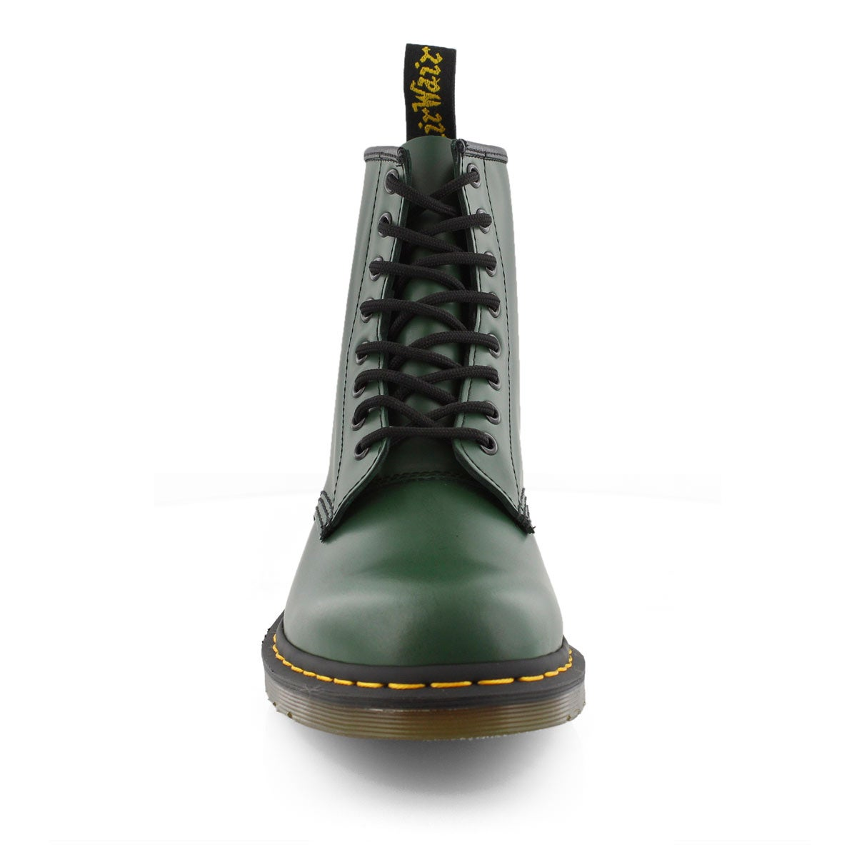 Women's 1460 8-Eye Leather Boot - Green