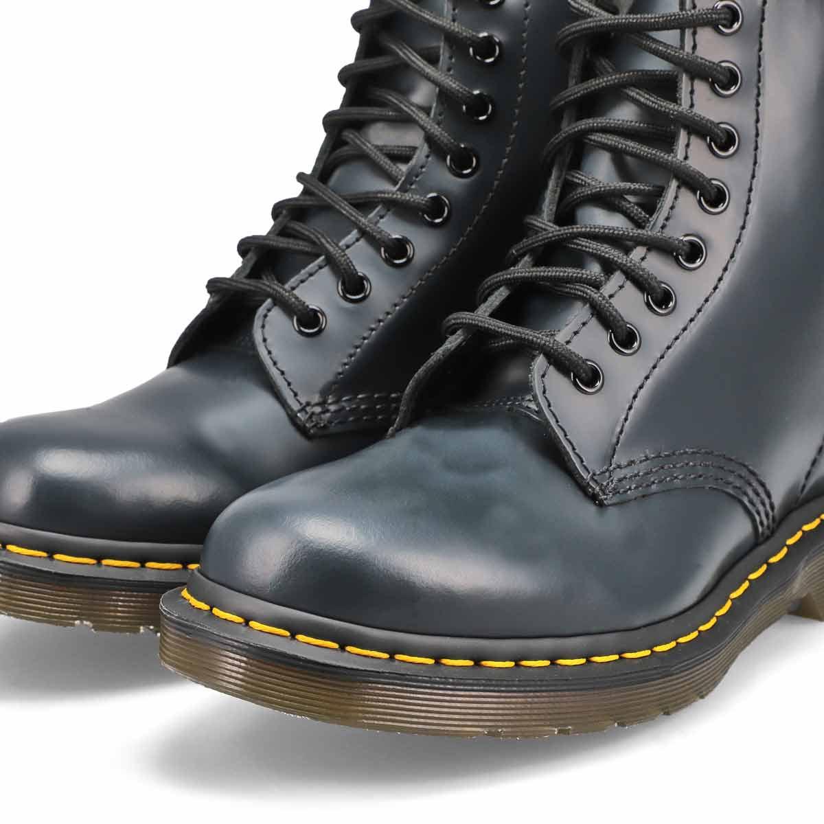 Women's 1460 8 Eye Smooth Boot - Navy