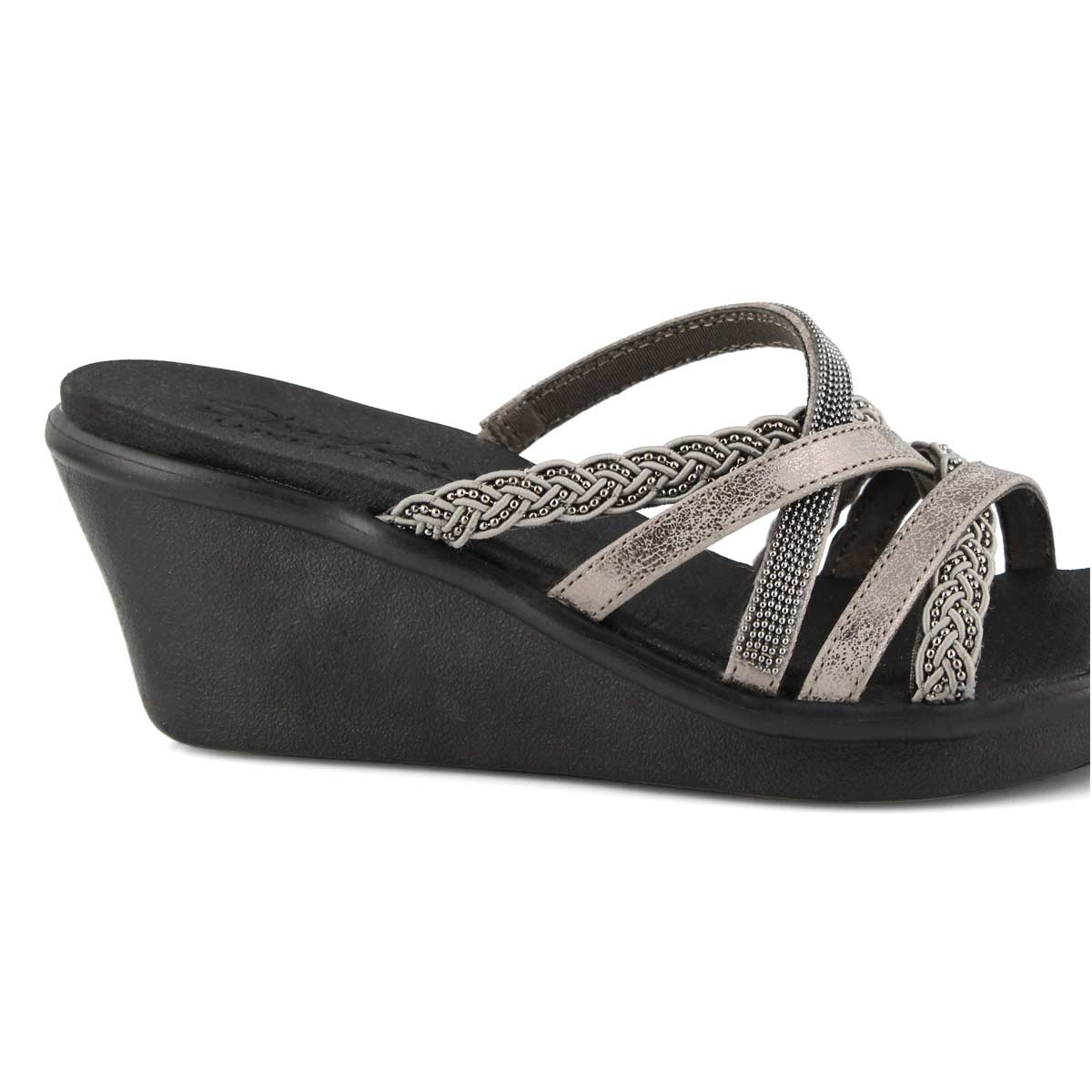 Women's Rumble On Dreamy Days Sandal - Pewter