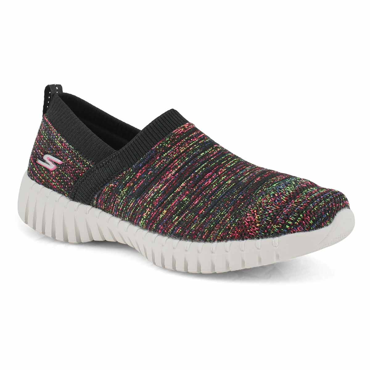 Women's GOwalk Eccentric Shoe - Black/Multi