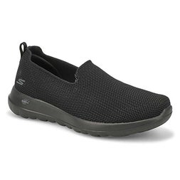 Lds Go Walk Joy blk/blk slip on snkr