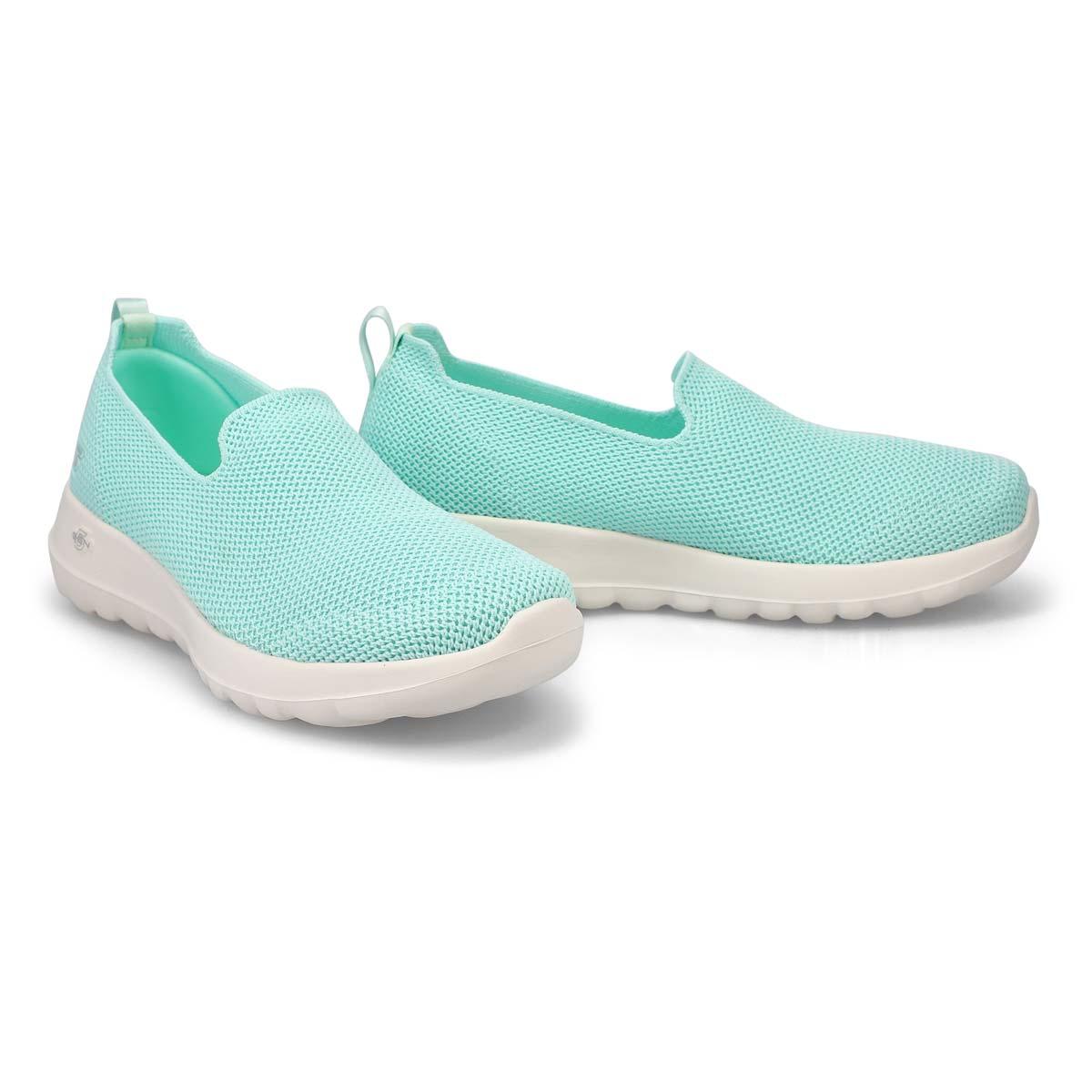 Women's Go Walk Joy slip on sneakers - mint
