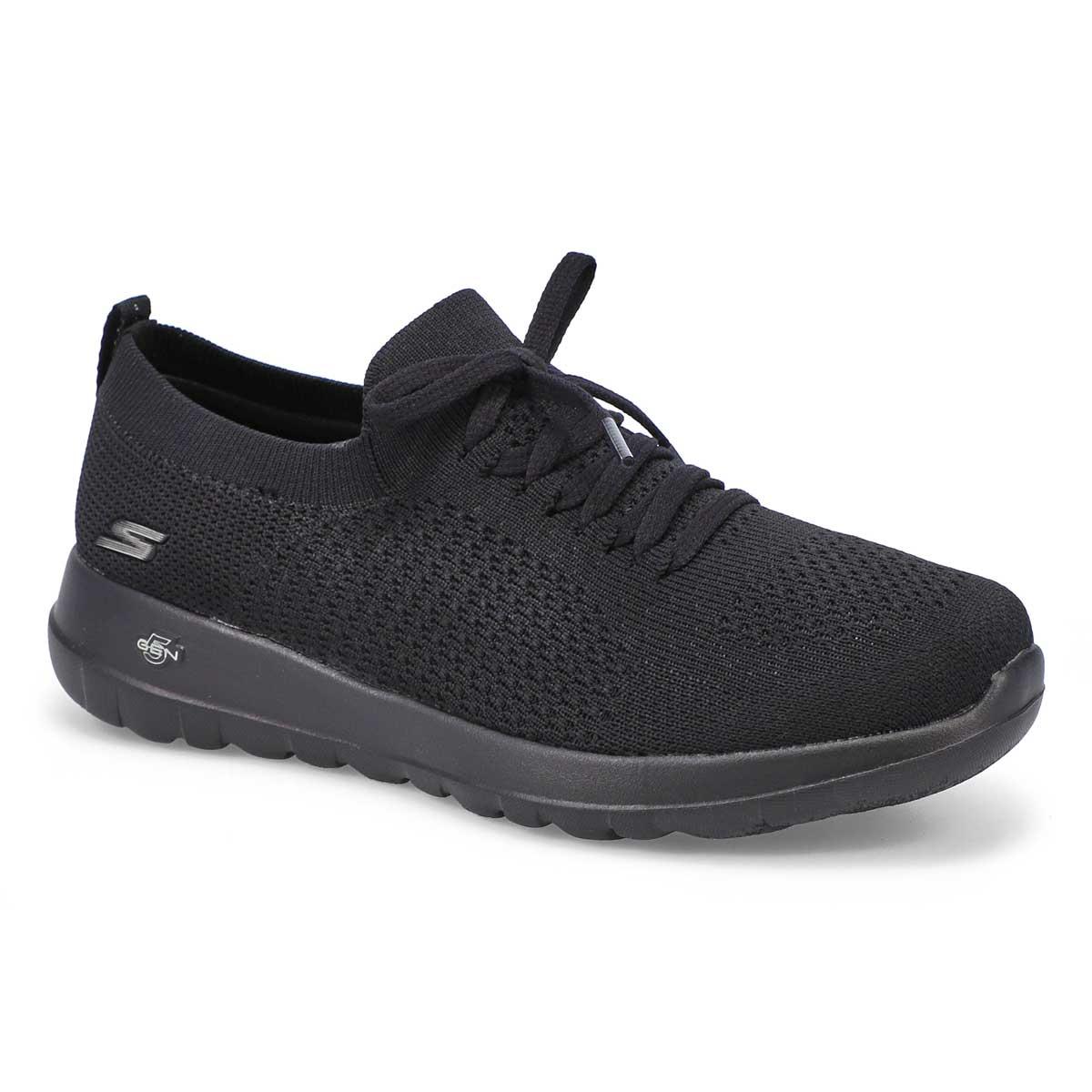 Women's Go Walk Joy Sneaker - Black/Black