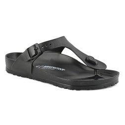 Sandale tong GIZEH, noir, fem