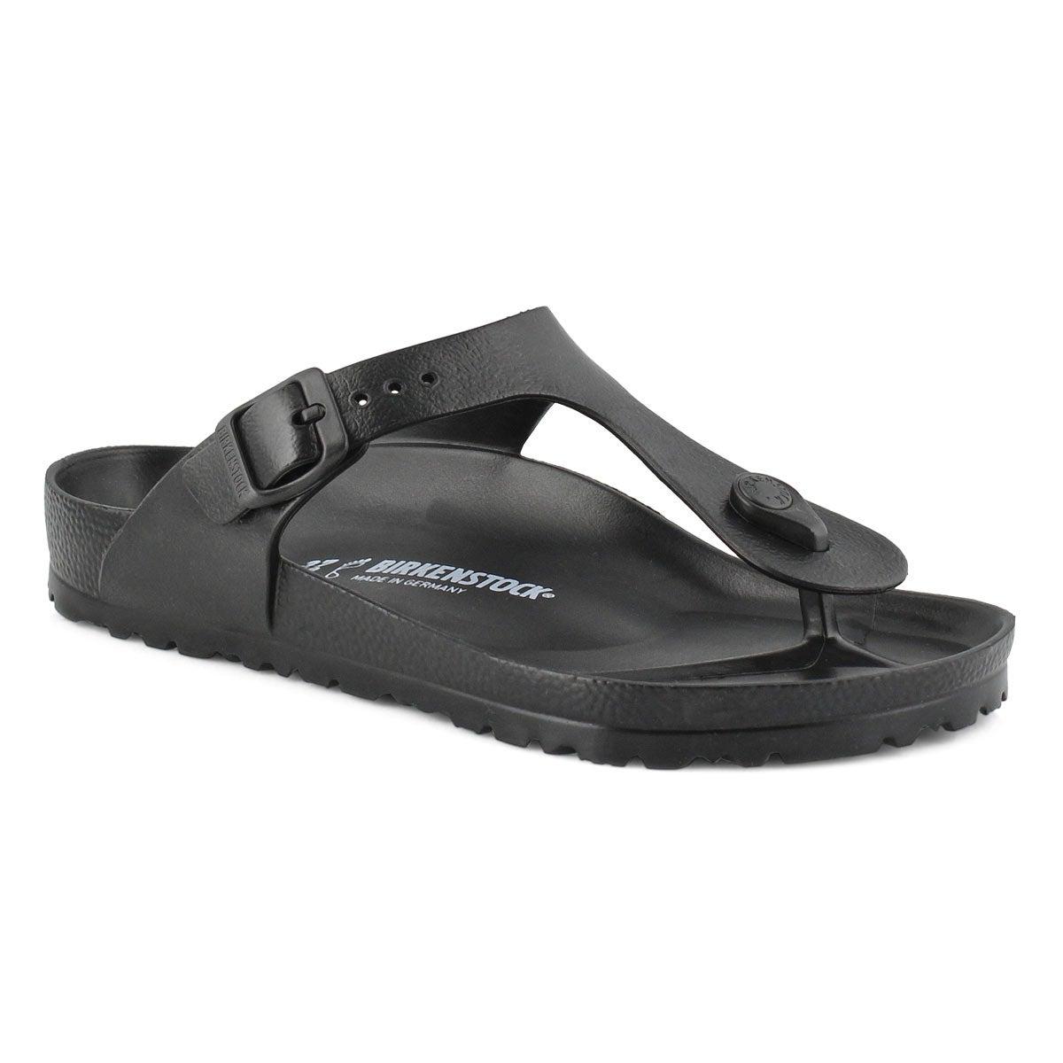 Women's Gizeh EVA Thong Sandal - Black