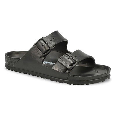 Lds Arizona EVA Narrow Sandal -Black