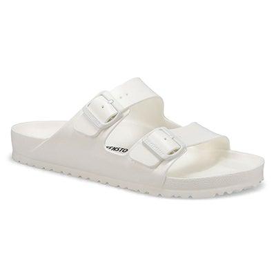 Mns Arizona EVA 2 Strap Sandal - White