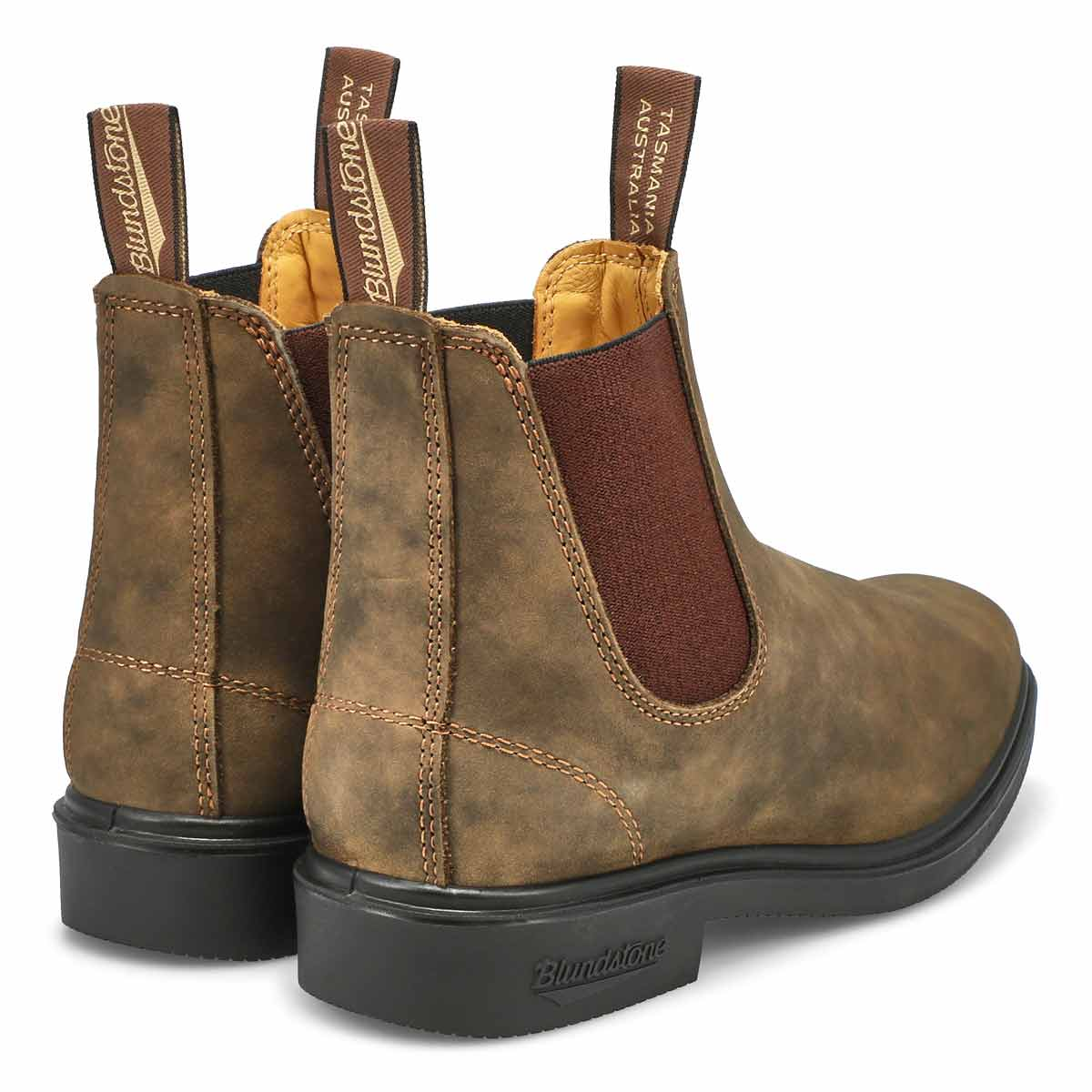 Unisex 1306 Chisel Toe Boot - Brown
