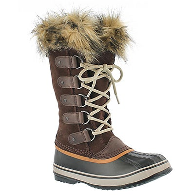 Sorel Women's JOAN OF ARCTIC tobacco winter boots