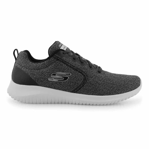 Lds Ultra Flex Simply Free blk lace up