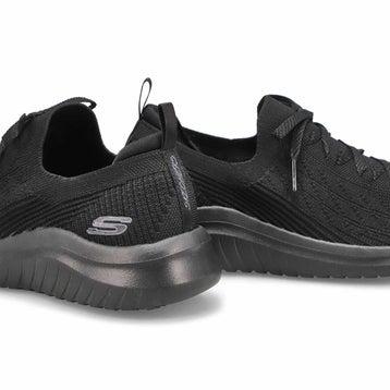 Women's Ultra Flex 2.0 Sneaker - Black/Black