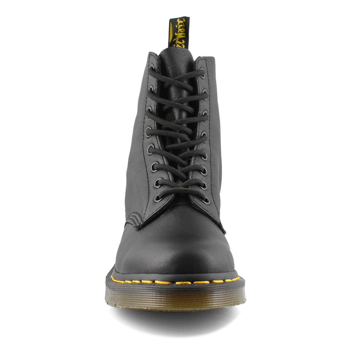 Women's Core Pascal 8-Eye Leather Boot - Black