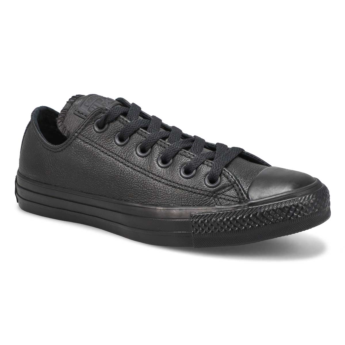 Espadrille CT All Star Leather, noir, fe