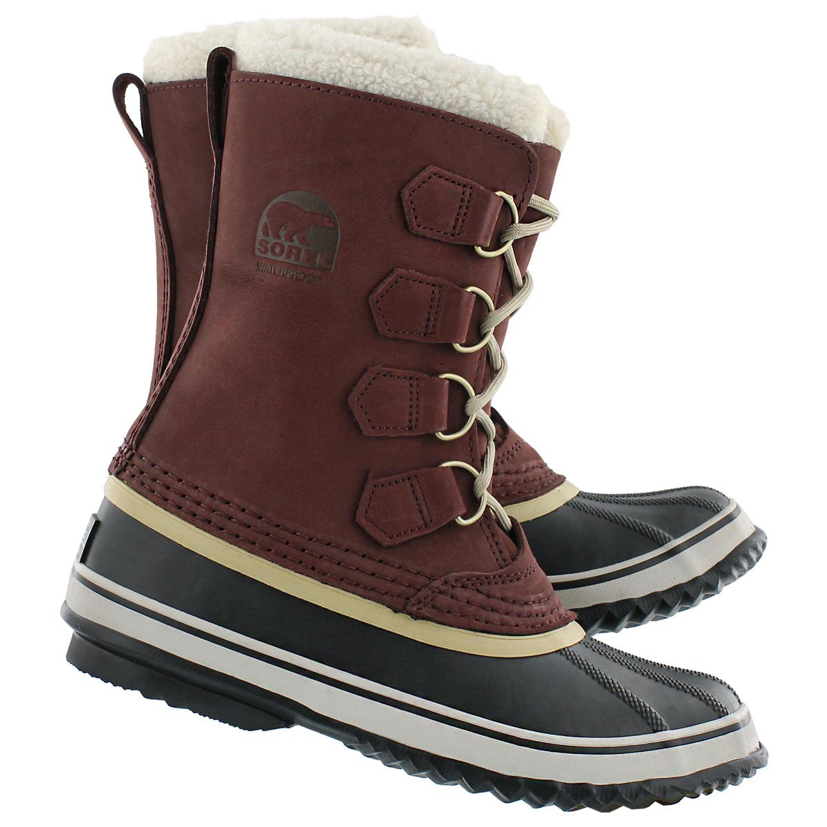 Lds 1964 Pac 2 redwood winter boot