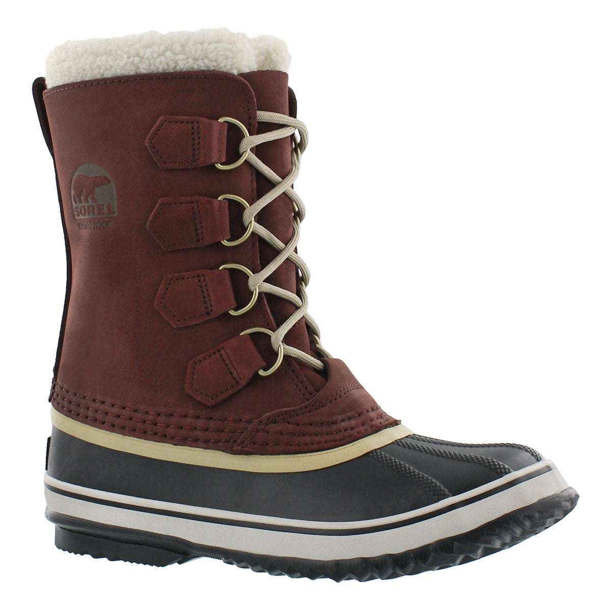 Women's 1964 PAC 2 redwood winter boots