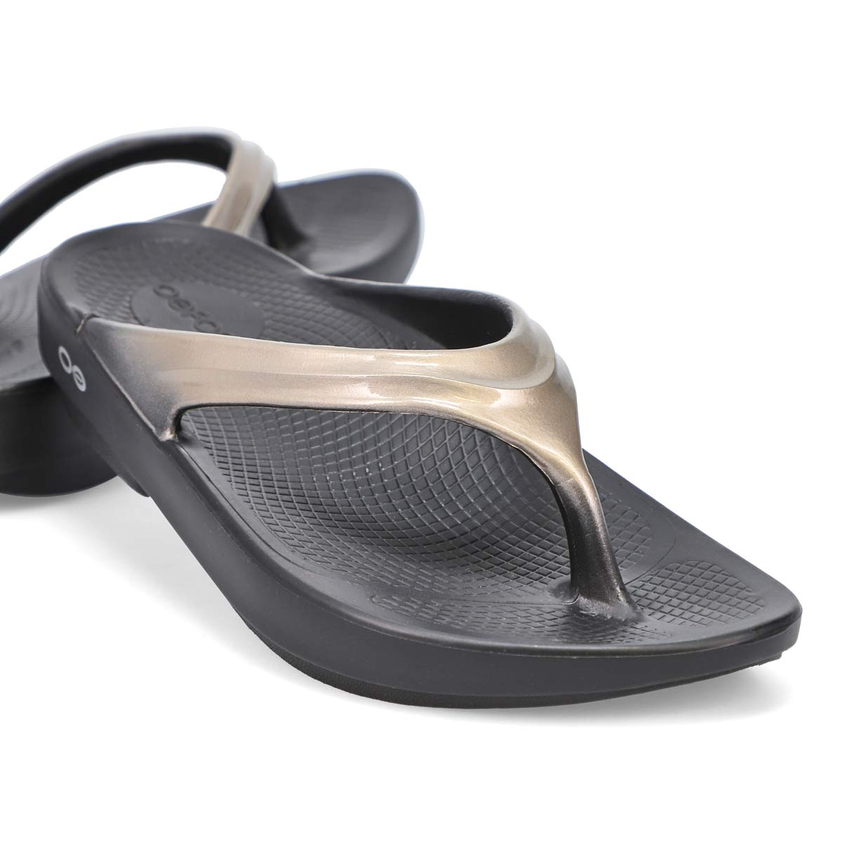 Women's Oolala Luxe Sandal - Black/Latte