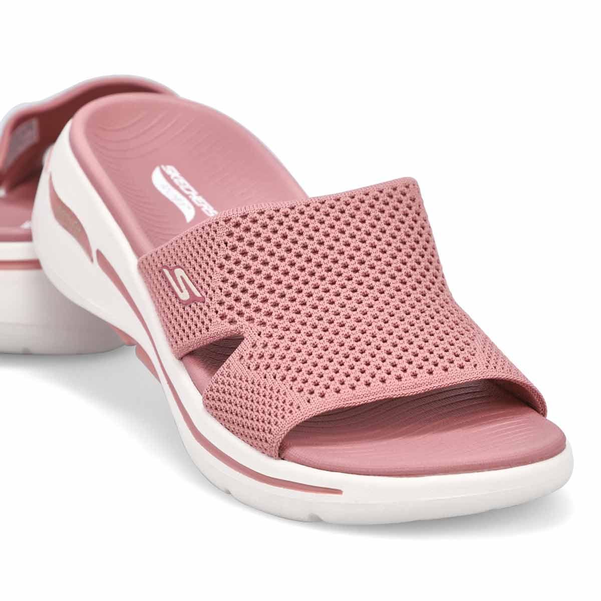 Women's Go Walk Arch Fit Sandal - Rose