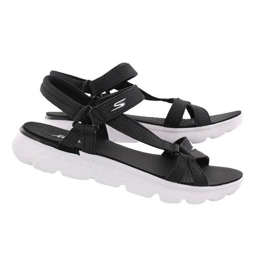 Sandale sport On-The-Go 400, nr, fem