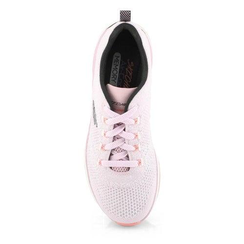 Lds Ultra Groove pnk/blk sneaker