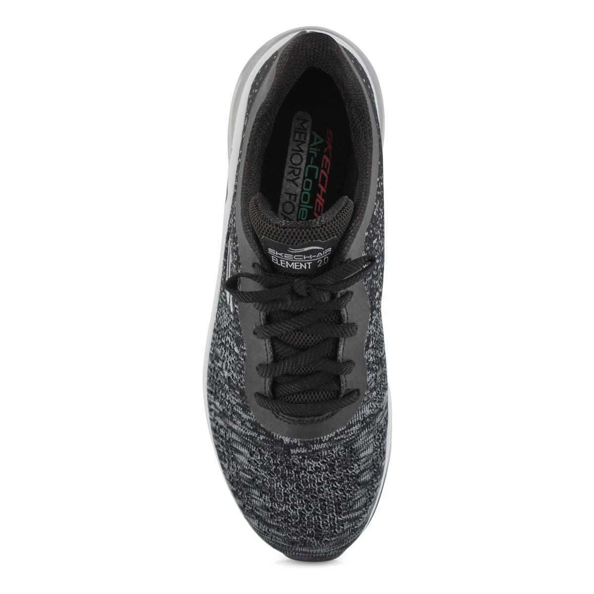Women's Skech-Air Element 2.0 Sneaker - Black