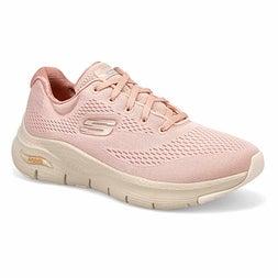 Lds Arch Fit Big Appeal lt pink sneaker