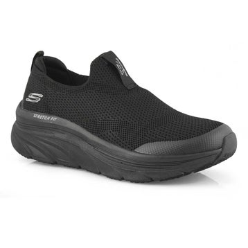 Women's D'Lux Walker Quick Upgrade Sneaker- Blk