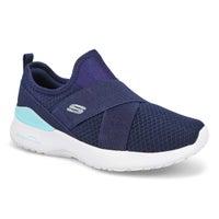 Women's Skech-Air Dynamight Sneaker - Navy