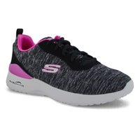 Women's Dynamite Paradise Waves Wide Sneaker-Bk/Pk