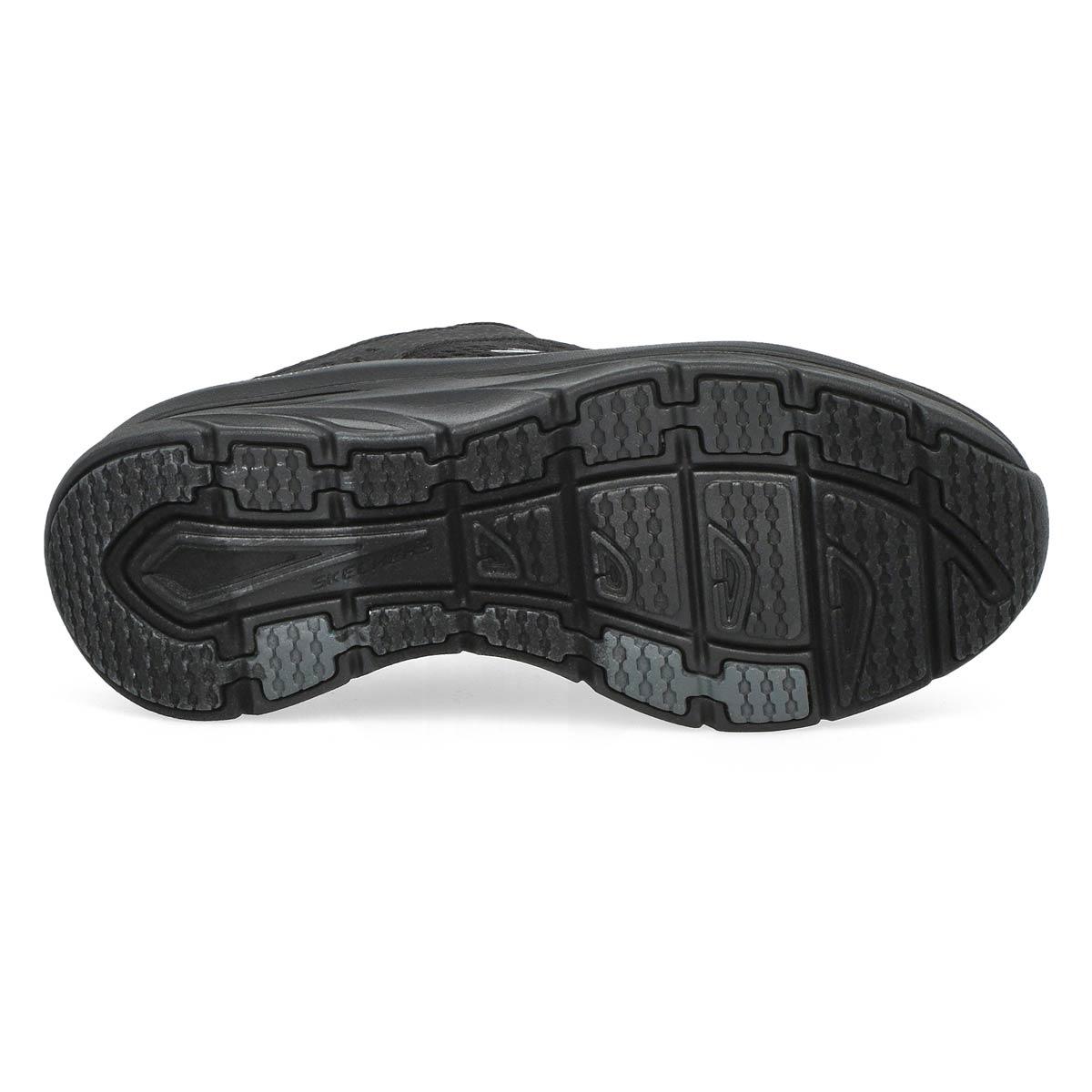 Women's D'Lux Walker Sneaker - Black