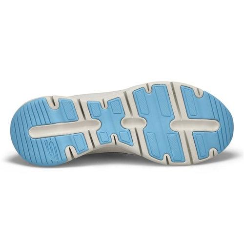 Espad. Arch Fit Comfy Wave,bleu,femmes
