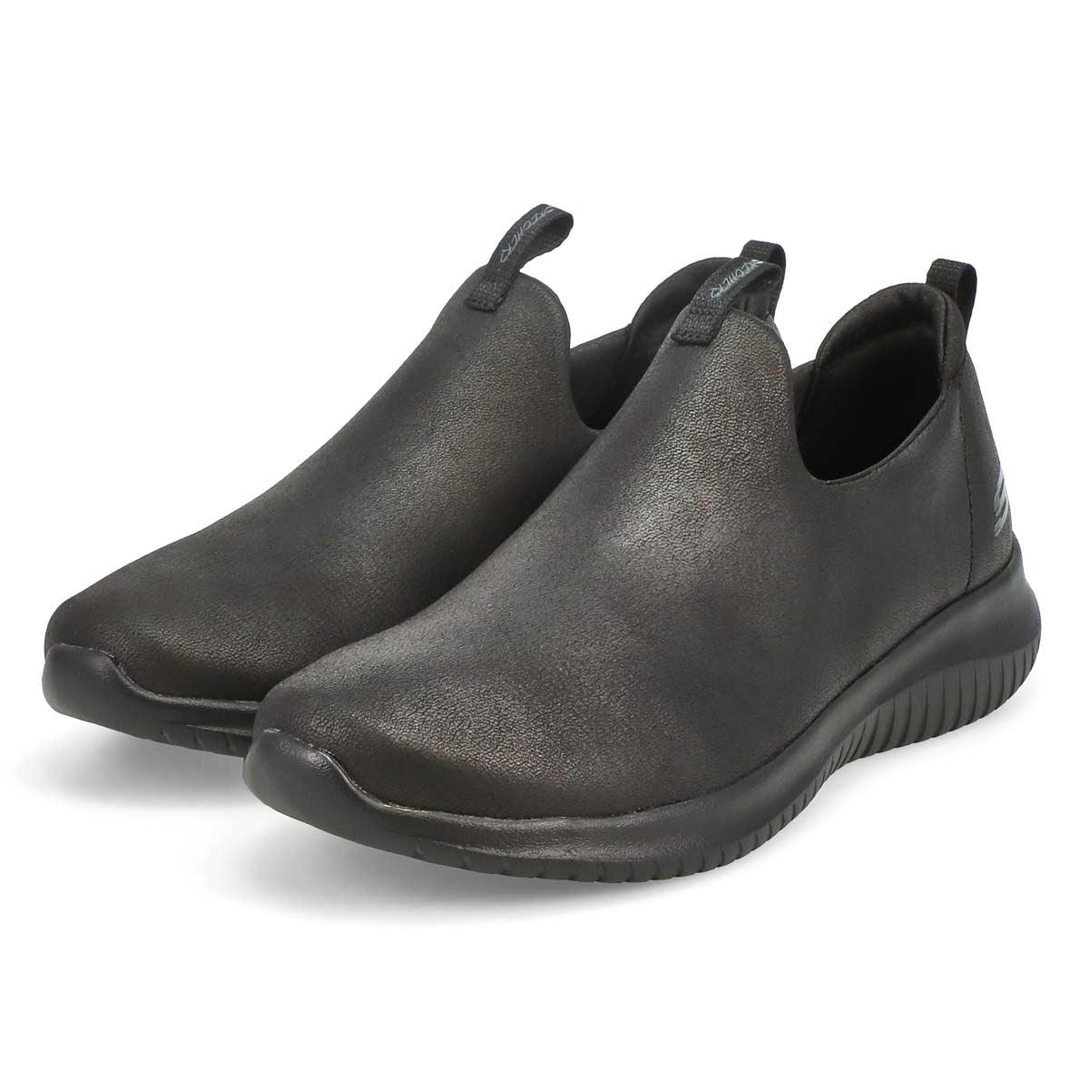 Women's Ultra Flex Sneaker - Black