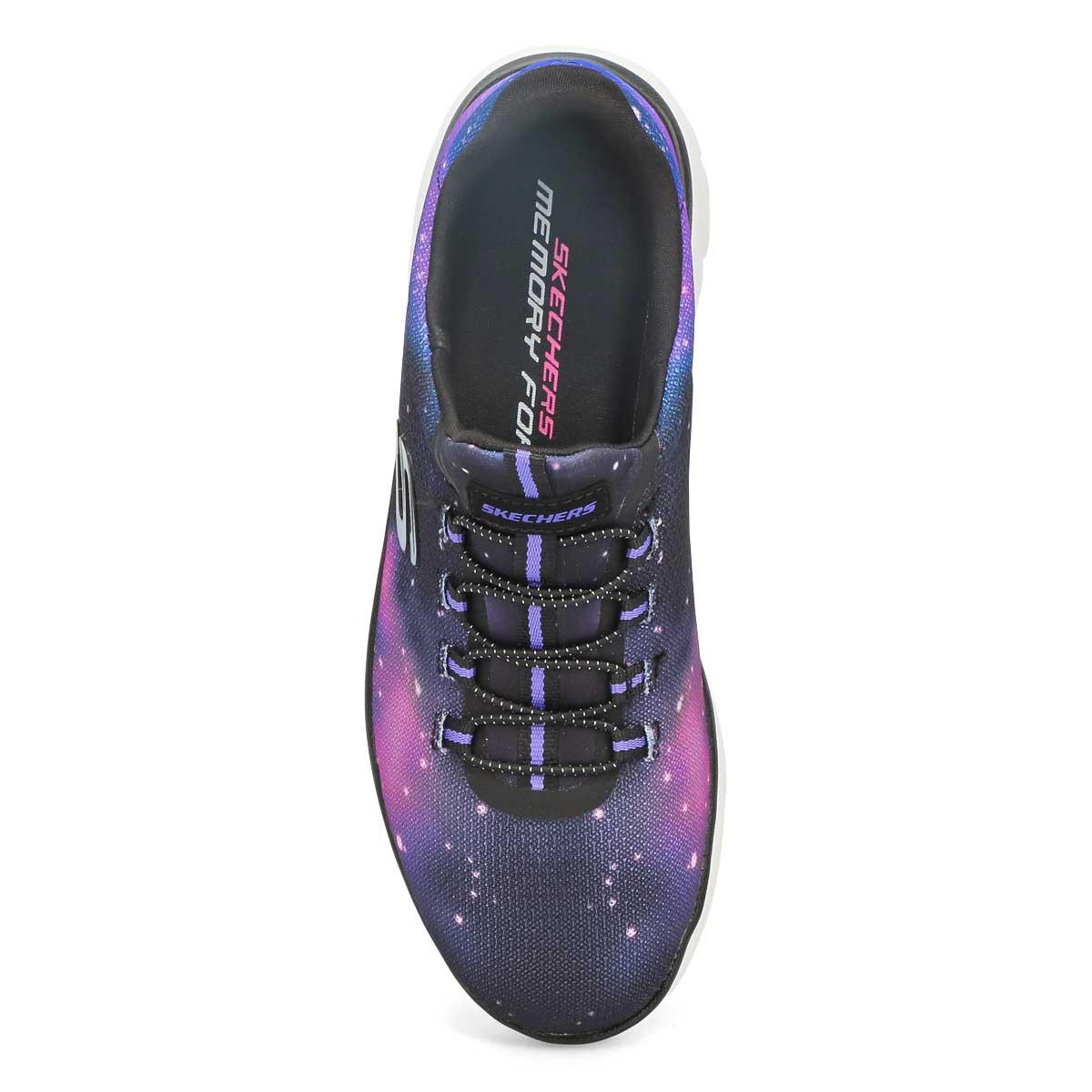 Women's Summits Sneaker - Galaxy