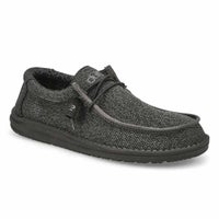 Mocassins WALLY SOX MICRO, noir, hommes
