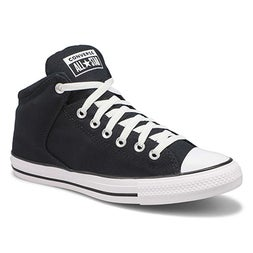 Mns CTAS High Street Canvas blk hi top