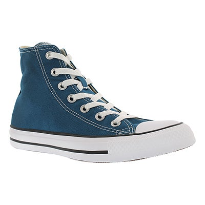 Converse Women's CT ALL STAR SEASONAL blue lagoon hi tops