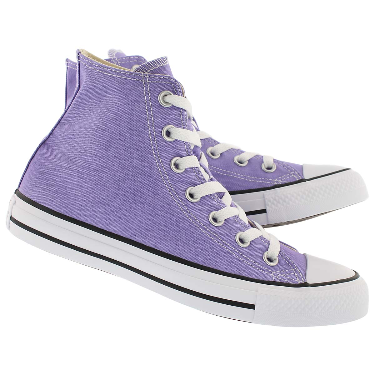 Lds CT A/S Seasonal frozen lilac hi top