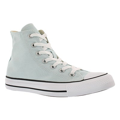 Converse Women's CT ALL STAR SEASONAL polar blue hi tops