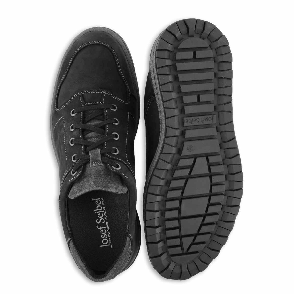 Men's EMIL 17 schwarz lace up sneakers