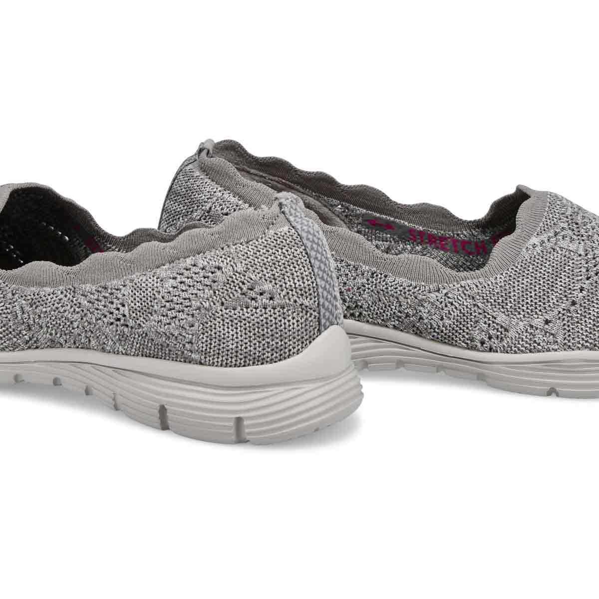 Women's Seager Bases Covered Shoe - Grey