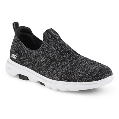 Espa. Gowalk 5 Trendy, noir/gris, femme