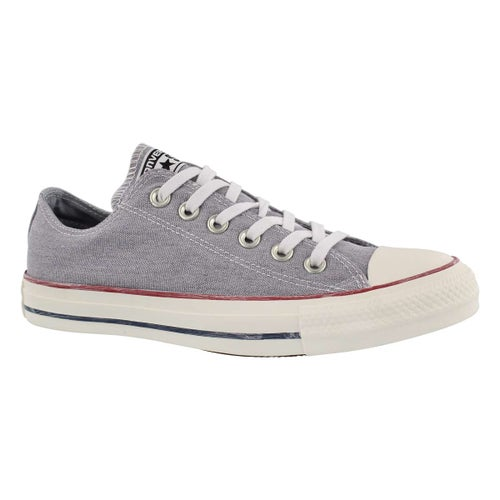 Lds CTAS Stone Wash Ox gry snkr