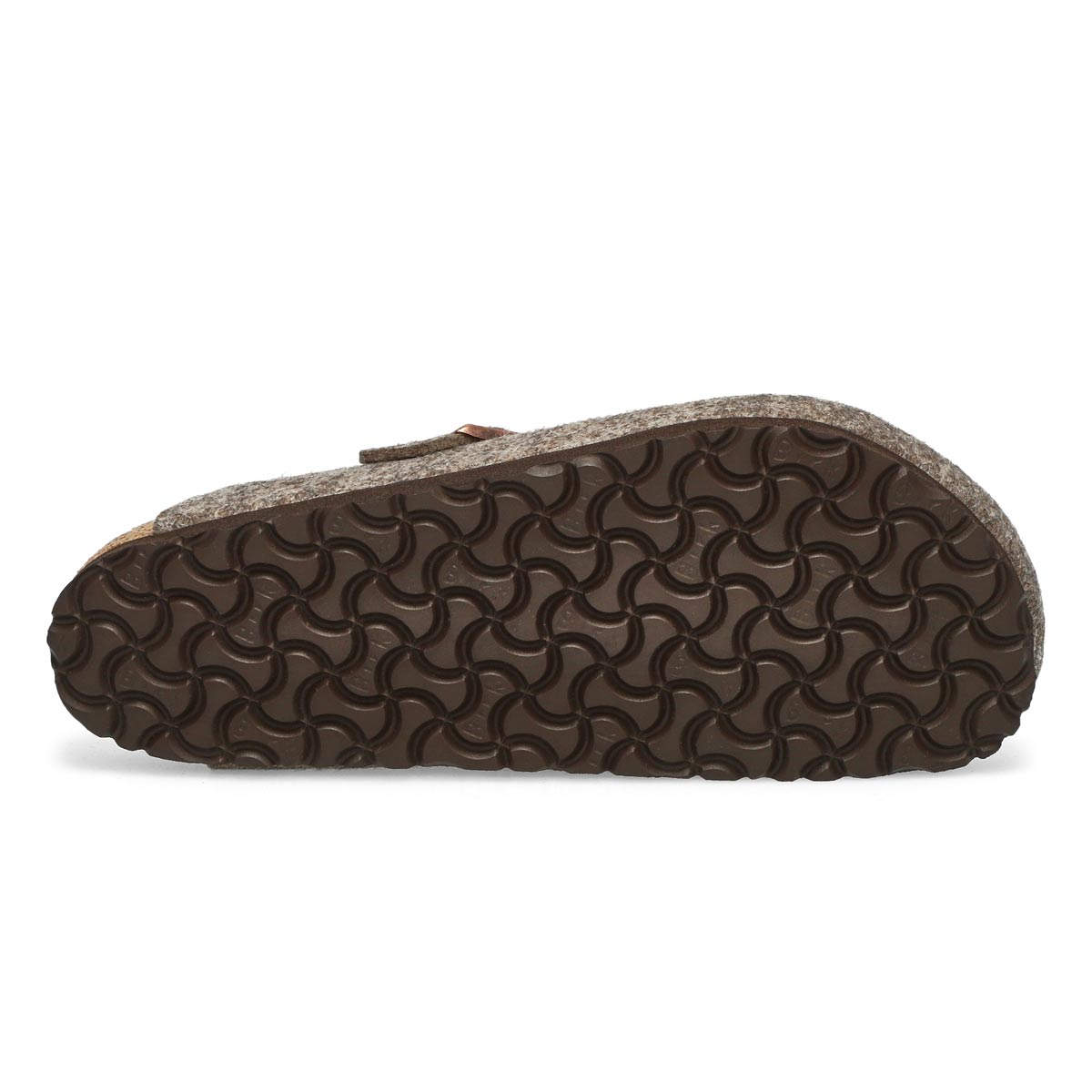 Sabot déc. Boston Wool, cacao, homme