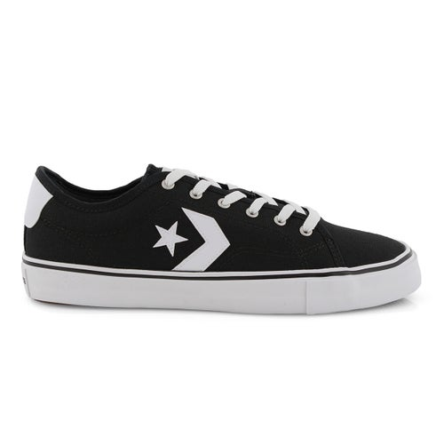 Mns Star Replay Ox blk/wht snkr